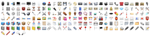 Emoji WhatsApp Objects