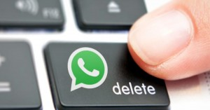 How to delete a WhatsApp contact