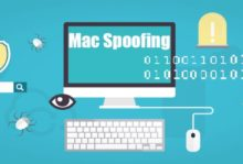 spy whatsapp with mac spoofing
