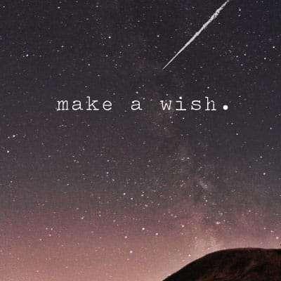 Make A Wish Quotes Extraordinary Good Night 11