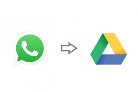 How to backup WhatsApp conversations on Google Drive