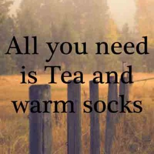 All-you-need-is-Tea-and-warm-socks