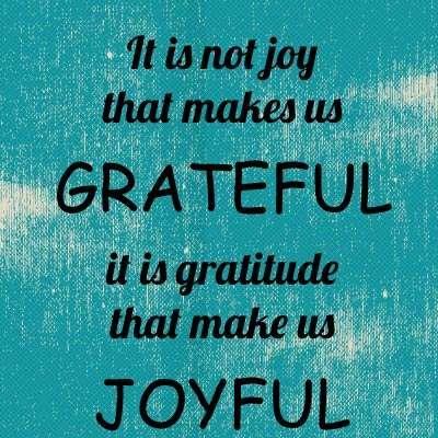 thanksgiving quotes joyful