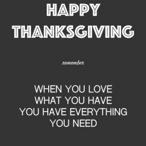 happy thanksgiving quotes