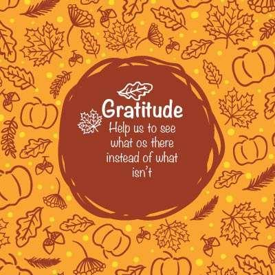 thanksgiving quotes gratitude