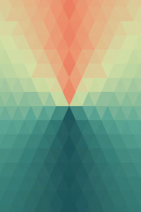 wallpaper whatsapp geometric