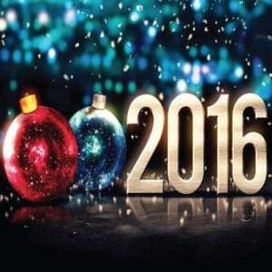 happy new year balls