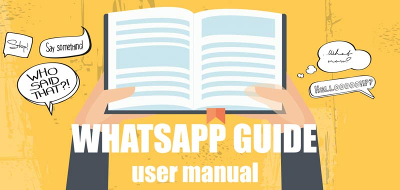 WhatsApp Guide Manualfor users
