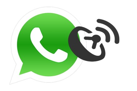 send a fake location on WhatsApp
