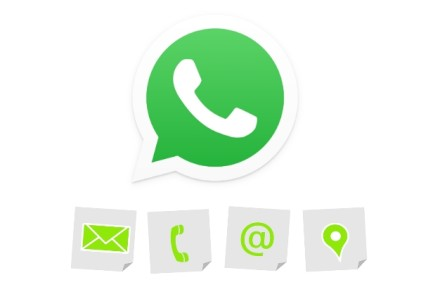 how to contact whatsapp