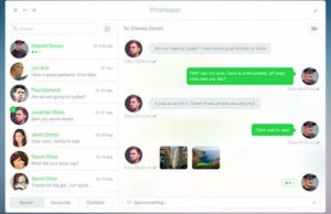 whatsapp for desktop