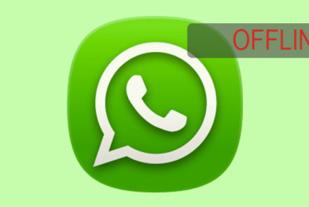 HOW TO USE WHATSAPP WITHOUT INTERNET CONNECTION