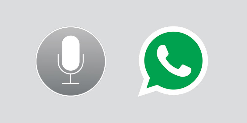 Siri reads whatsapp messages