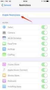 lock whatsapp iphone