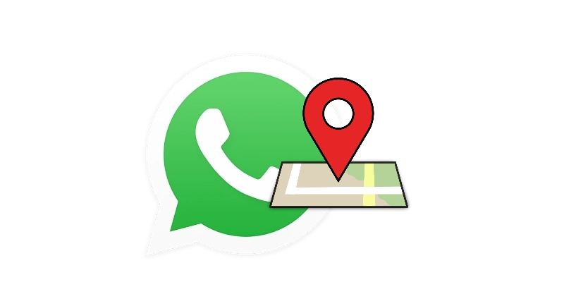 whatsapp location