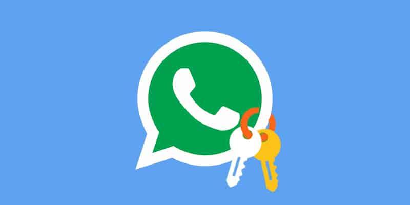 two step Verification WhatsApp