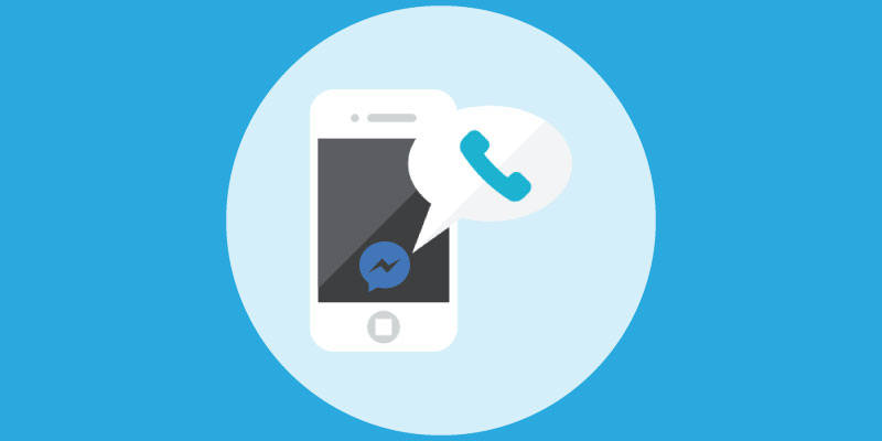 Making Calls on Messenger from iOS, Android and Computer