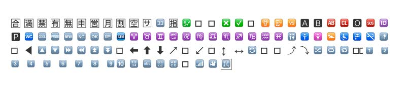 Other Symbol Emoji