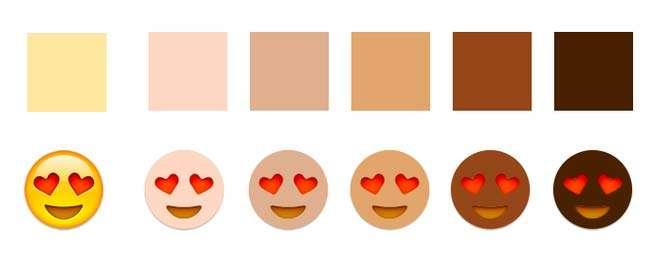 Skin Tone Emoji