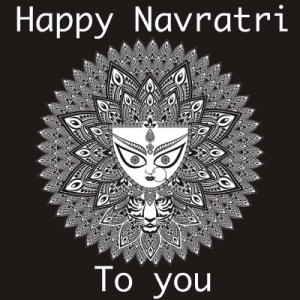 Happy Navratri to you
