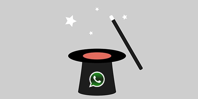 easy magic tricks WhatsApp