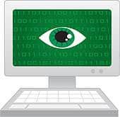 spy on computer