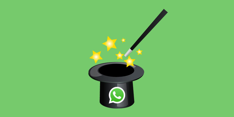 Image of whatsapp profile photo