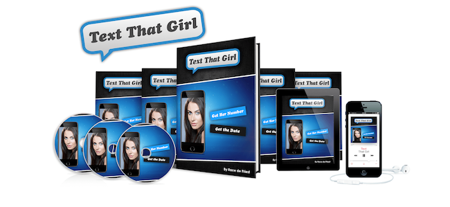 TEXT THAT GIRL - THE ULTIMATE GUIDE TO PHONE GAME