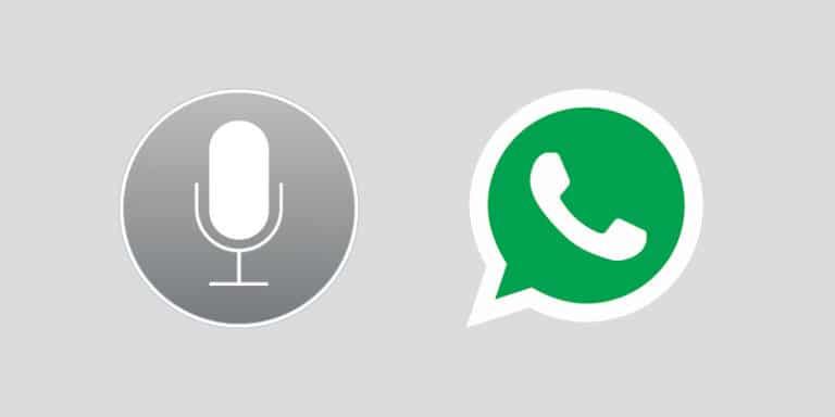 Siri reads whatsapp messages
