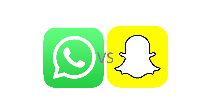Whatsapp Vs Snapchat Who Is The King