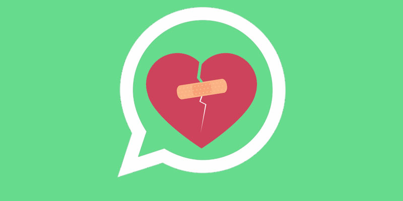 How WhatsApp could be ending your relationship