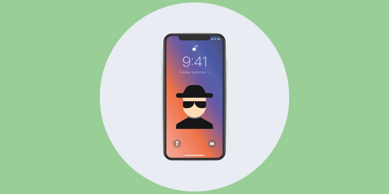 text spy iphone 8