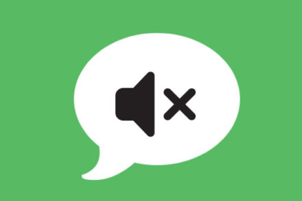 How to Mute Notifications From iMessage