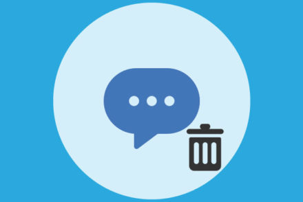 How to delete Facebook Conversations and Individual Messages