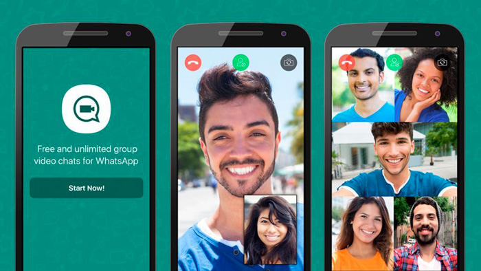 How to make group video calls on WhatsApp with Android