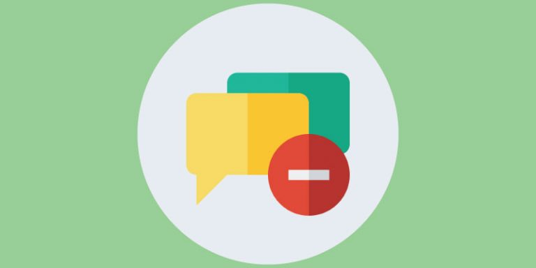 How to end a conversation on WhatsApp and Facebook Messenger