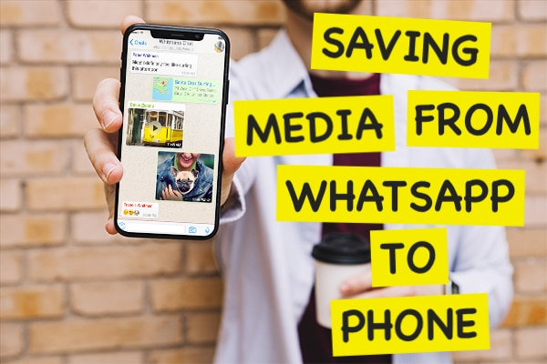 How to Save Media from WhatsApp to Your Phone