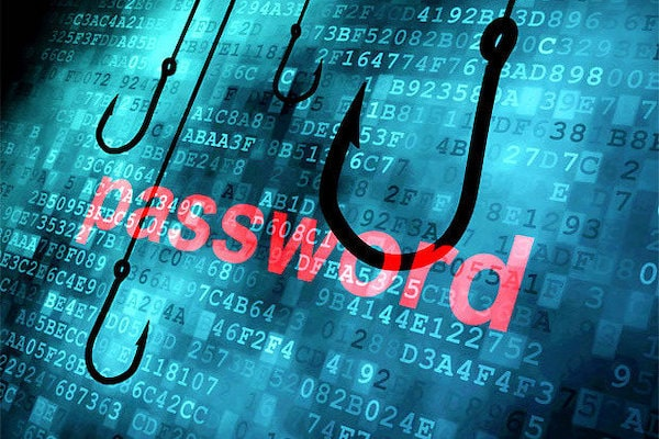 how to hack password with phishing method