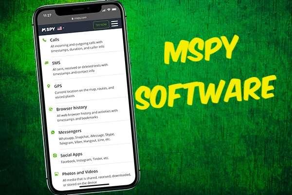 mSpy Catch the cheater