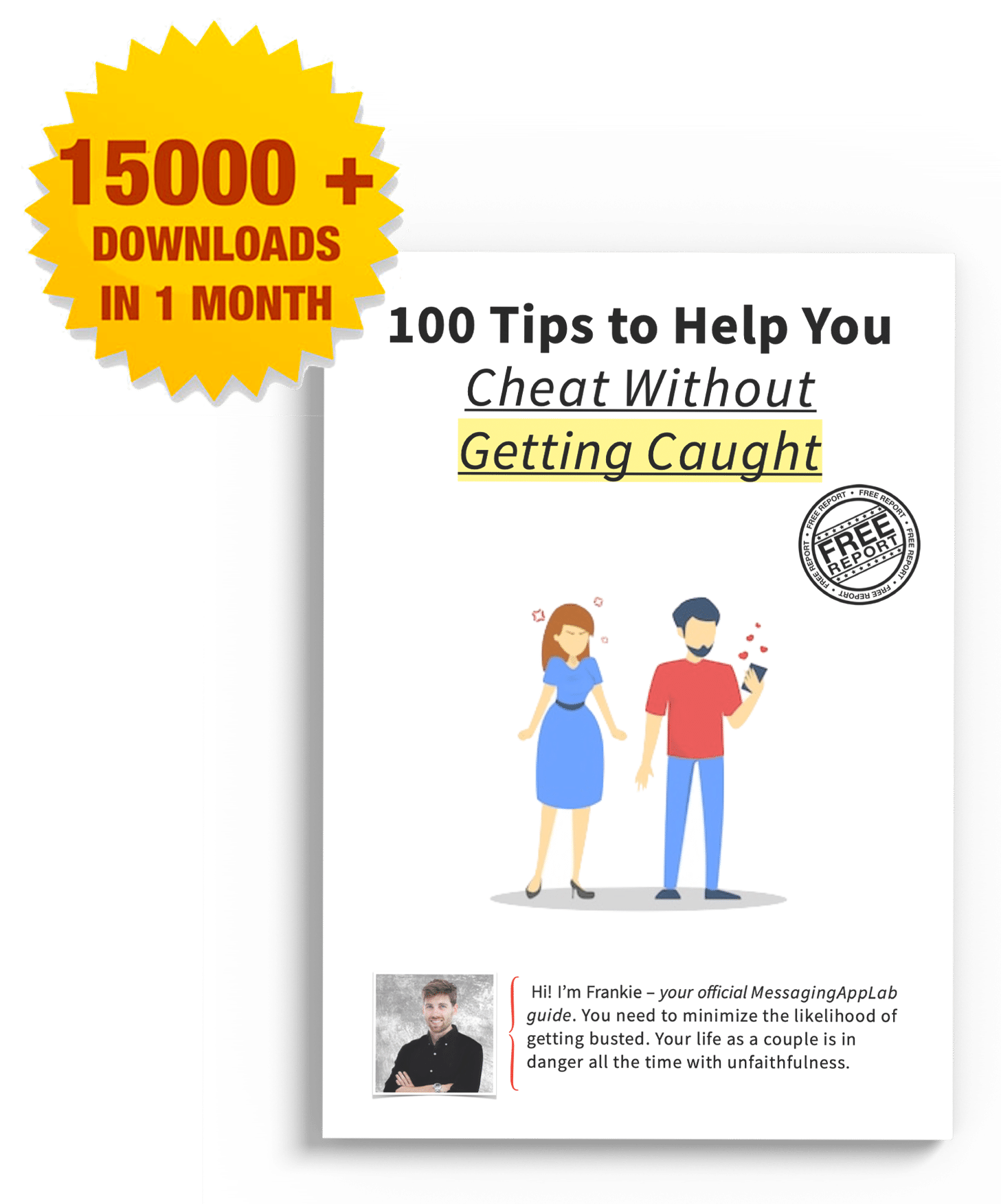 report 100 tips to help you cheat without getting caught