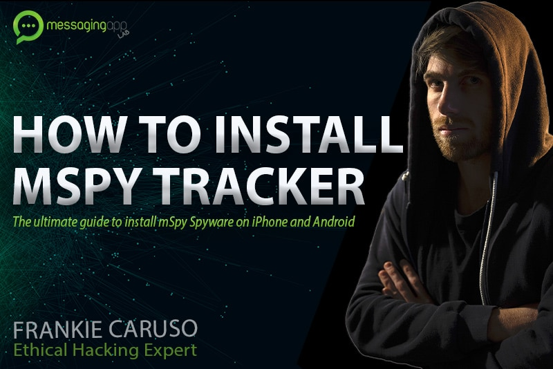 how to install mSpy Tracker on iPhone and Android