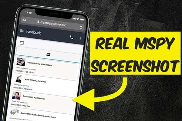 mSpy Screenshot