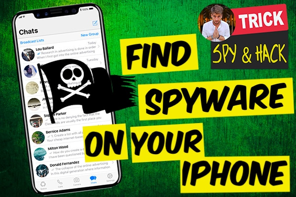 Find Spyware on Your iPhone