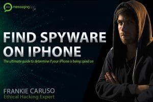 How to find a spyware on iPhone