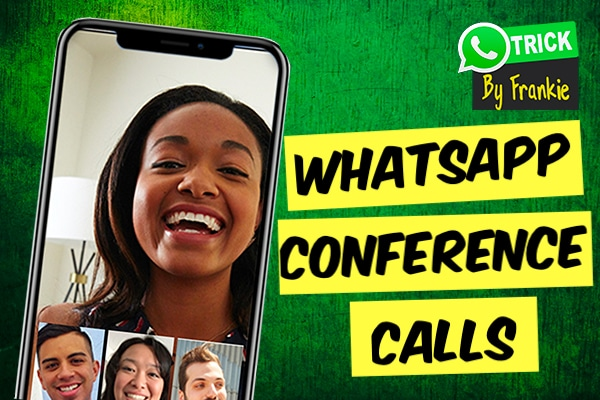 WhatsApp conference calls