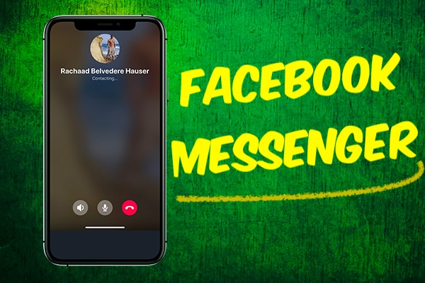 facebook Messenger Call