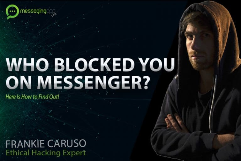 How to Find out if Someone has Blocked you on Facebook Messenger