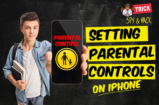 Setting up parental controls on iphone