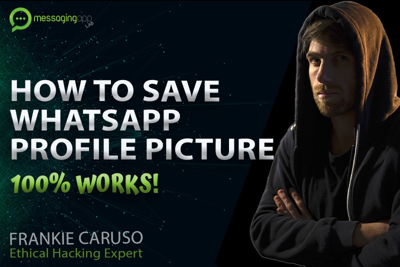 HOW TO SAVE WHATSAPP PROFILE PICTURE OF YOUR FRIENDS