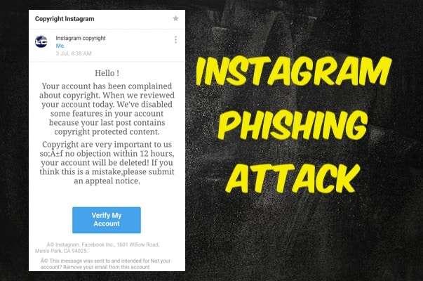 instagram Phishing